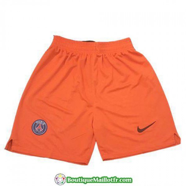 Pantalon Psg Gardien 2018 2019 Orange