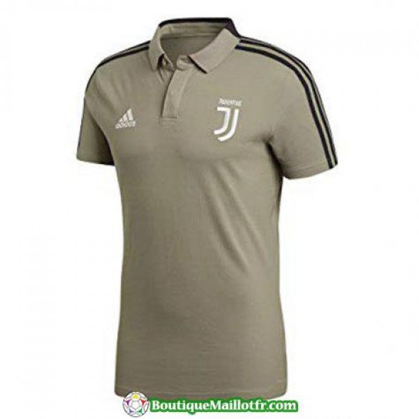 Polo Juventus 2018 2019 Brown
