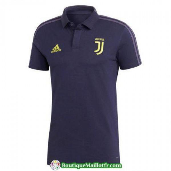 Polo Juventus 2018 2019 Violet
