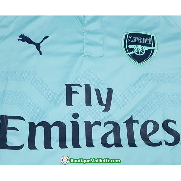 Maillot Arsenal 2018 2019 Neutre