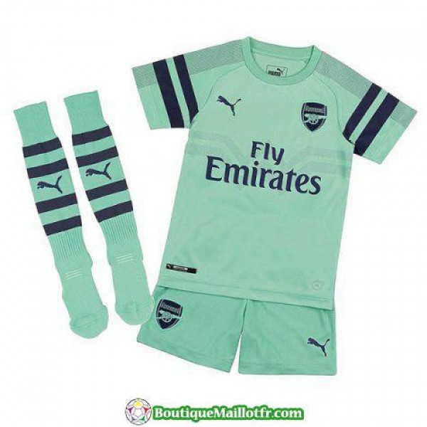 Maillot Arsenal Enfant 2018 2019 Neutre