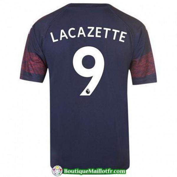 Maillot Arsenal Lacazette 2018 2019 Exterieur