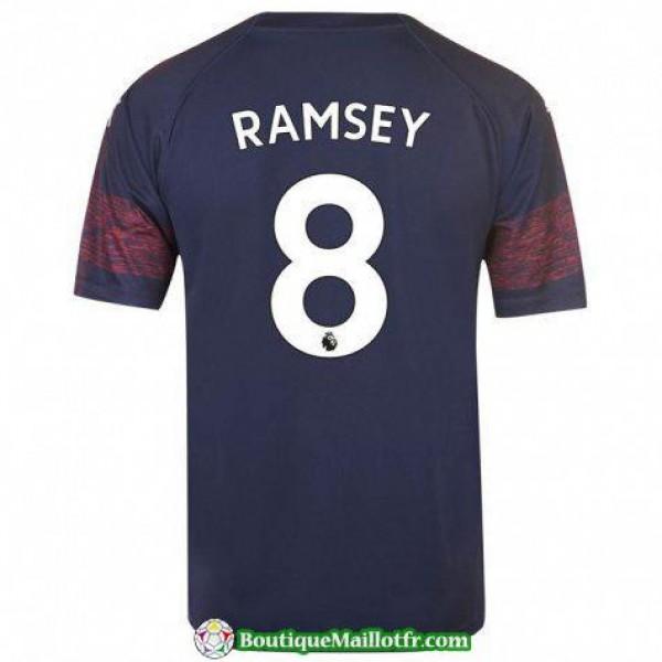 Maillot Arsenal Ramsey 2018 2019 Exterieur