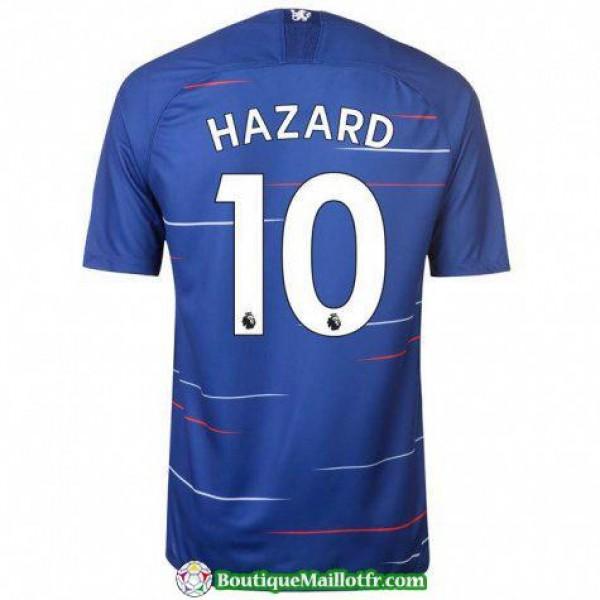 Maillot Chelsea Hazard 2018 2019 Domicile