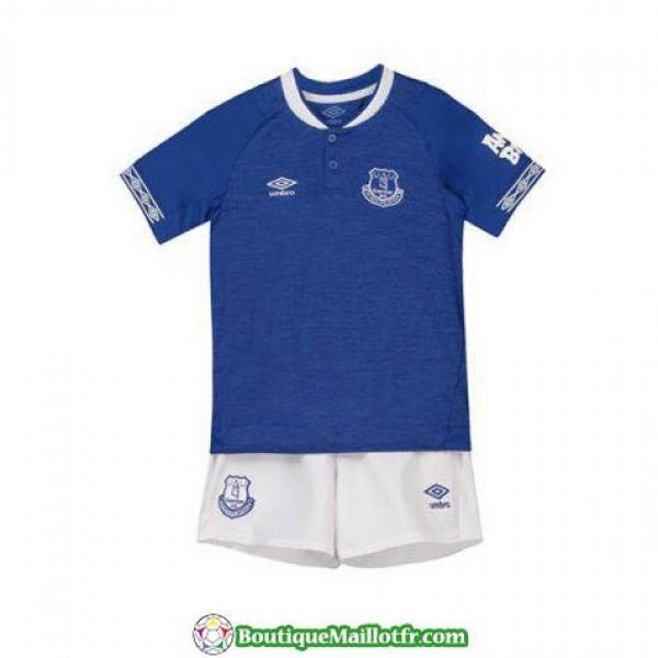 Maillot Everton Enfant 2018 2019 Domicile