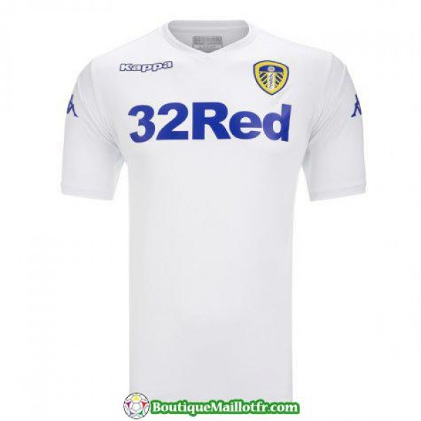 Maillot Leeds United 2018 2019 Domicile