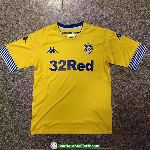Maillot Leeds United 2018 2019 Neutre