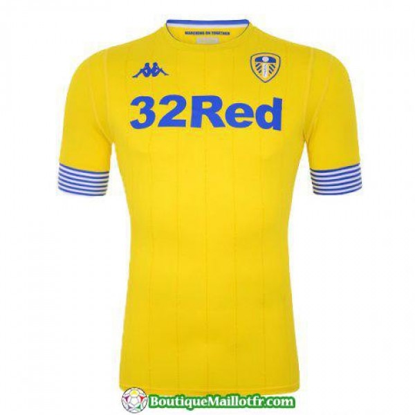 Maillot Leeds United 2018 2019 Neutre