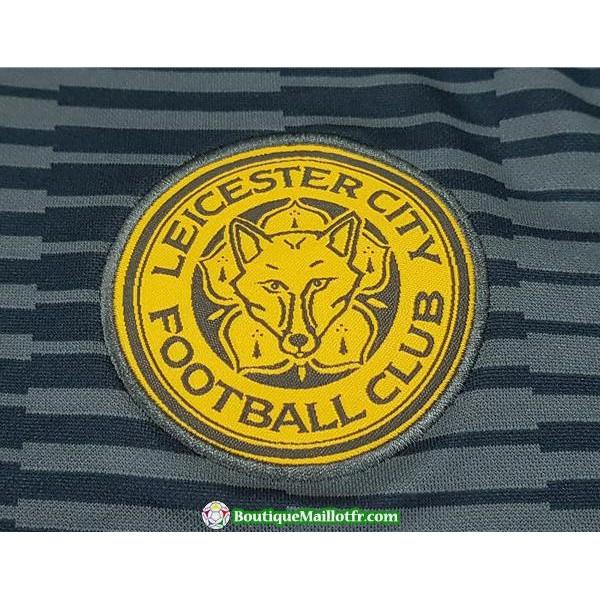 Maillot Leicester City 2018 2019 Exterieur