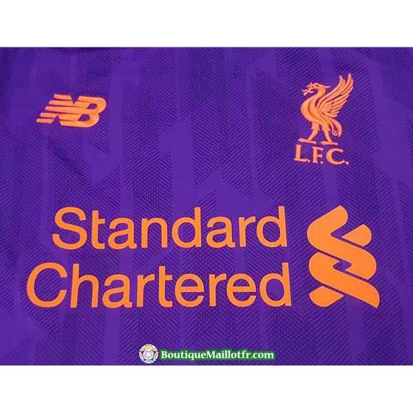 Maillot Liverpool 2018 2019 Exterieur