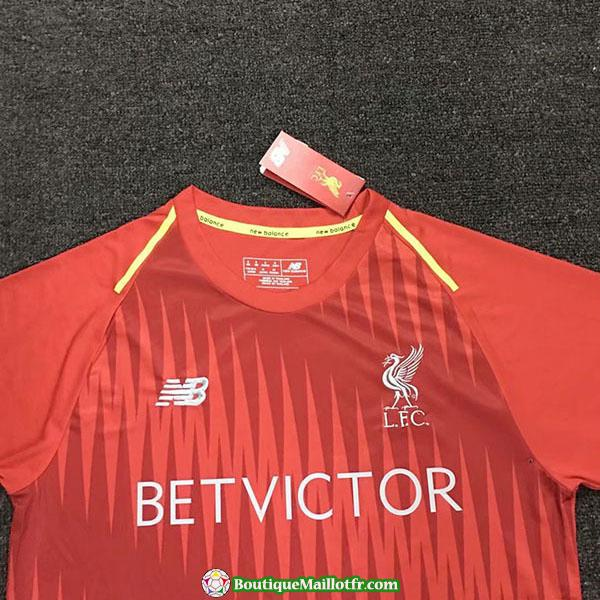 Maillot Liverpool Entrainement 2018 2019 Rouge