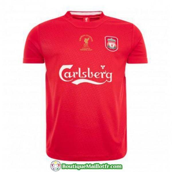 Maillot Liverpool Retro 2015 Domicile