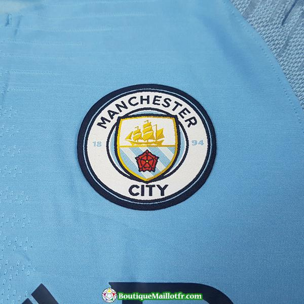 Maillot Manchester City 2018 2019 Domicile