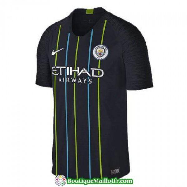 Maillot Manchester City 2018 2019 Exterieur