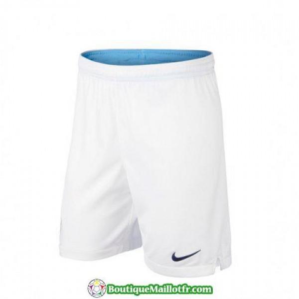 Pantalon Manchester City 2018 2019 Domicile