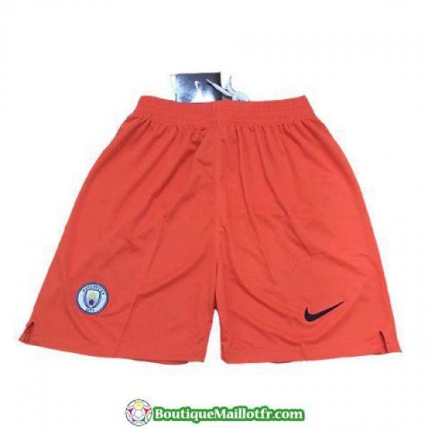 Pantalon Manchester City Gardien 2018 2019 Orange
