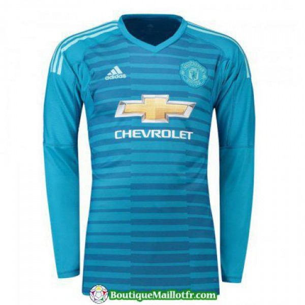 Maillot Manchester United Gardien Manche Longue 20...