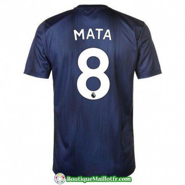 Maillot Manchester United Mata 2018 2019 Neutre