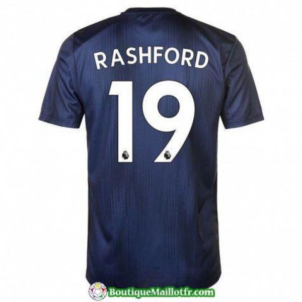 Maillot Manchester United Rashford 2018 2019 Neutr...