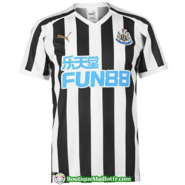 Maillot Newcastle United 2018 2019 Domicile