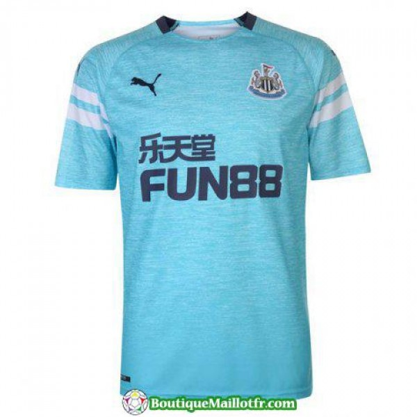 Maillot Newcastle United 2018 2019 Neutre