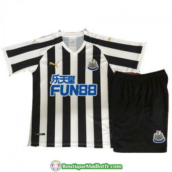 Maillot Newcastle United Enfant 2018 2019 Domicile