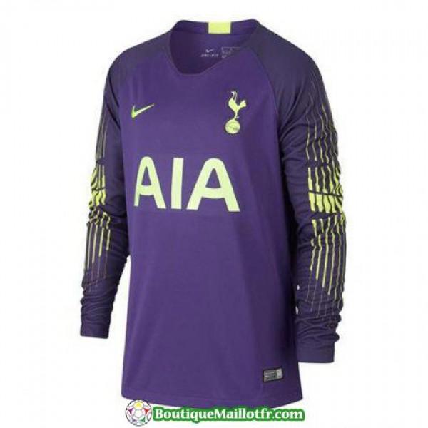 Maillot Tottenham Hotspur Gardien Manche Longue 20...