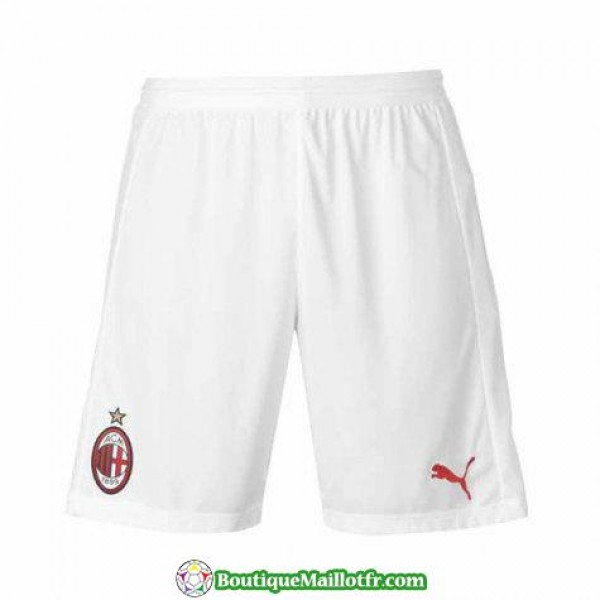 Pantalon Ac Milan 2018 2019 Domicile