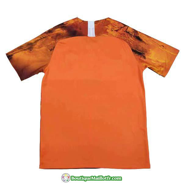 Maillot As Roma Edition Speciale 2018 2019 Orange