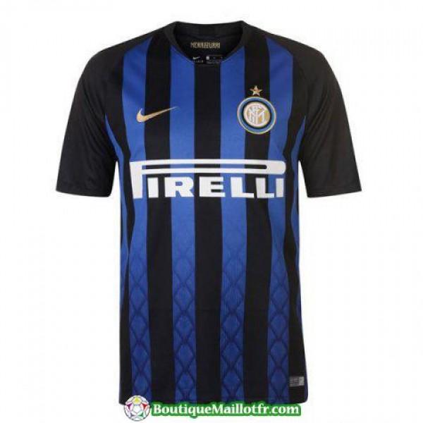 Maillot Inter Milan 2018 2019 Domicile