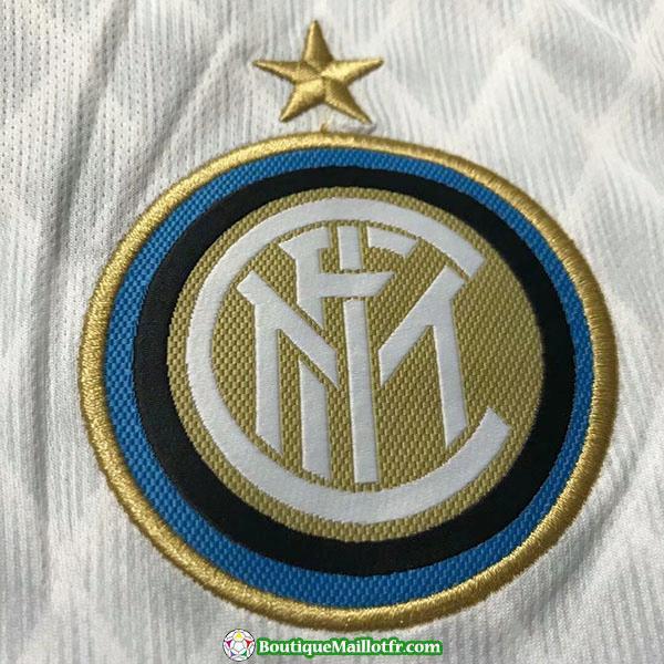 Maillot Inter Milan 2018 2019 Exterieur