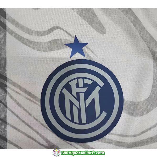 Maillot Inter Milan 2018 2019 Neutre