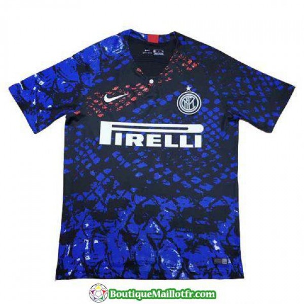Maillot Inter Milan Ea Sports Edition Limitee 2018...
