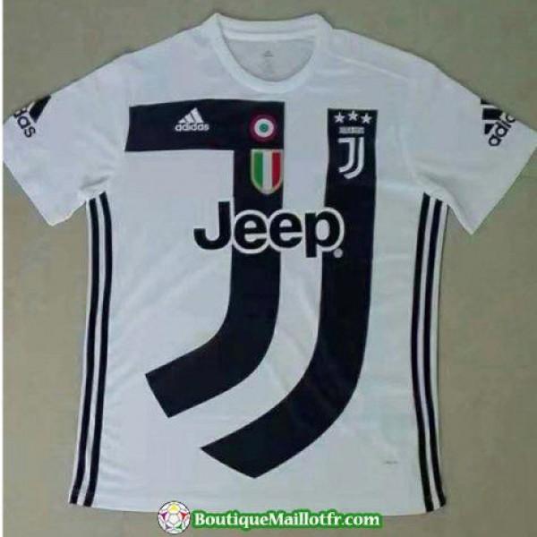 Maillot Juventus Commemoratif 2018 2019 Blanc