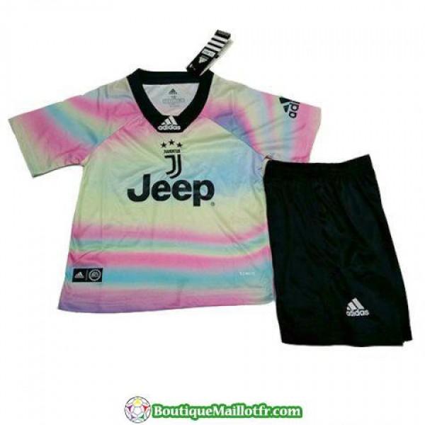 Maillot Juventus Ea Sports Enfant Edition Speciale...
