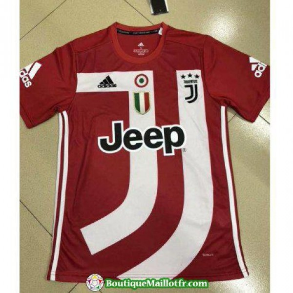 Maillot Juventus Edition Speciale 2018 2019 Rouge