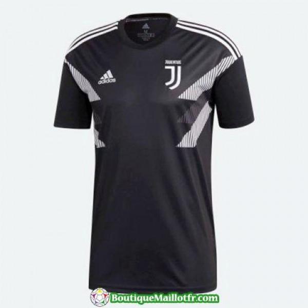 Maillot Juventus Entrainement 2018 2019 Noir