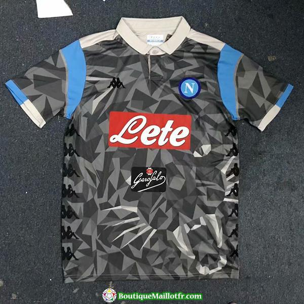 Maillot Naples 2018 2019 Neutre