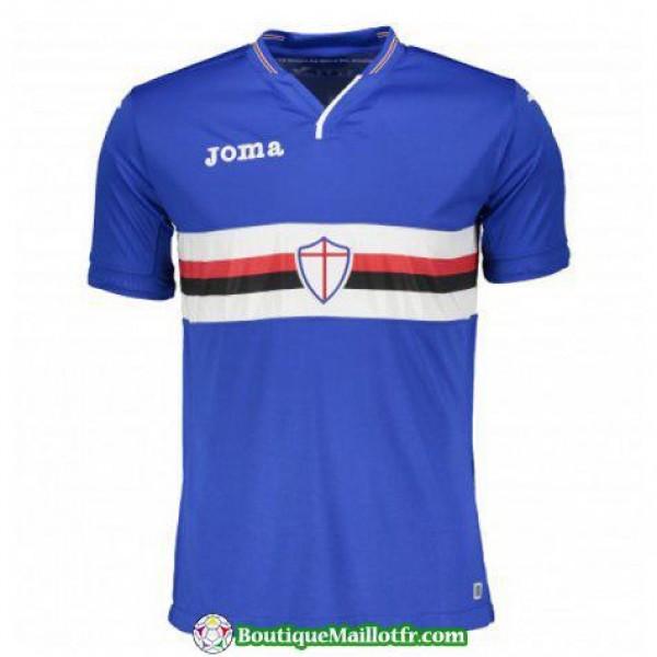Maillot Sampdoria 2018 2019 Domicile