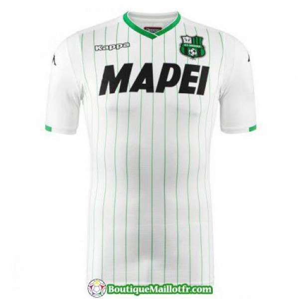Maillot Sassuolo 2018 2019 Exterieur