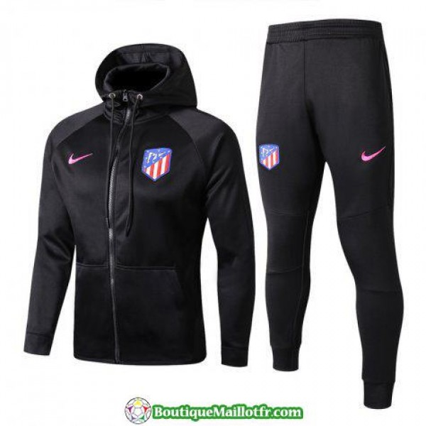 Sweat A Capuche Atletico Madrid 2017 2018 Ensemble...