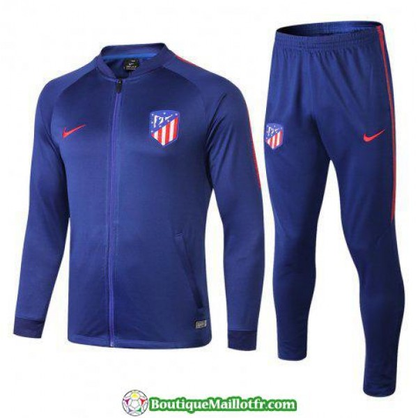 Veste Atletico Madrid 2018 2019 Ensemble Complet B...