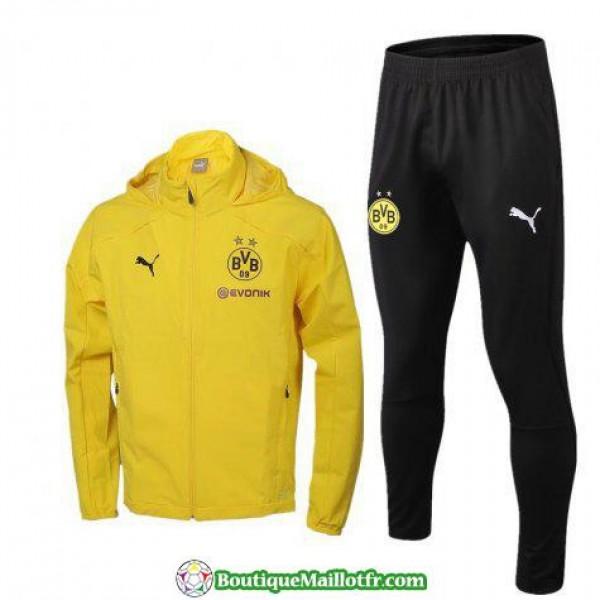 Coupe Vent Dortmund 2018 2019 Jaune
