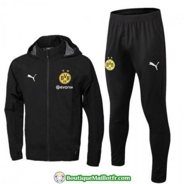 Coupe Vent Dortmund 2018 2019 Noir