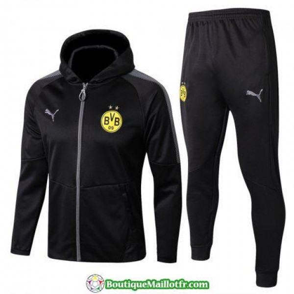 Sweat A Capuche Dortmund 2017 2018 Ensemble Comple...