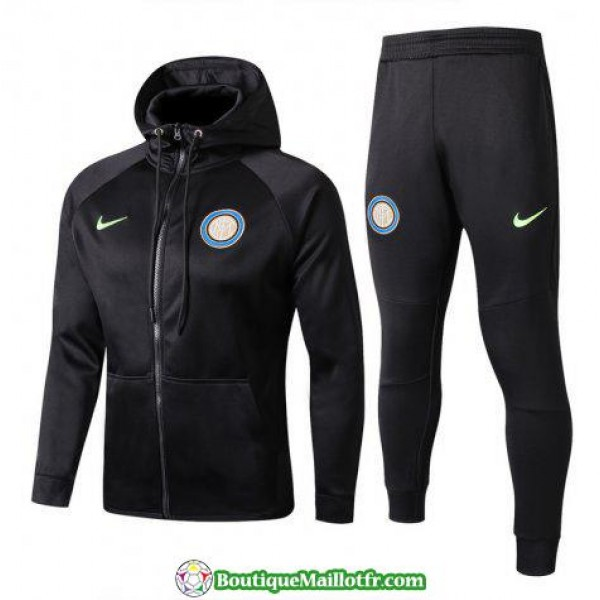 Sweat A Capuche Inter Milan 2017 2018 Ensemble Com...