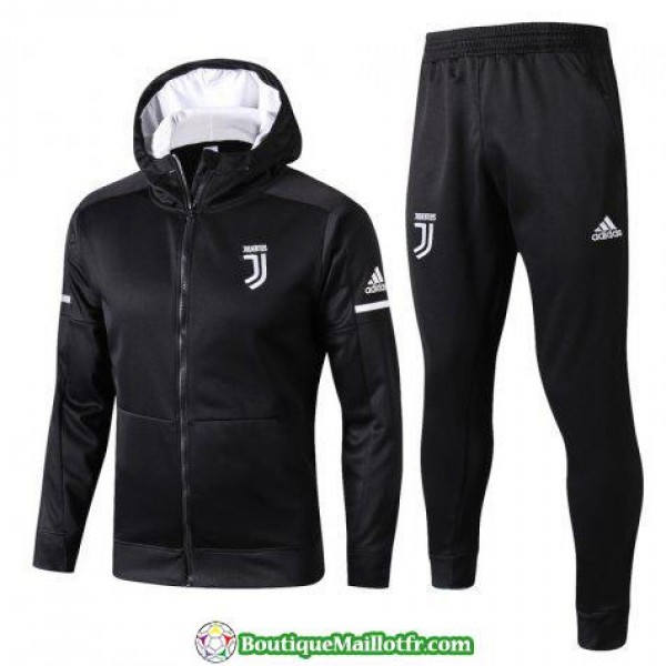 Sweat A Capuche Juventus 2017 2018 Ensemble Comple...