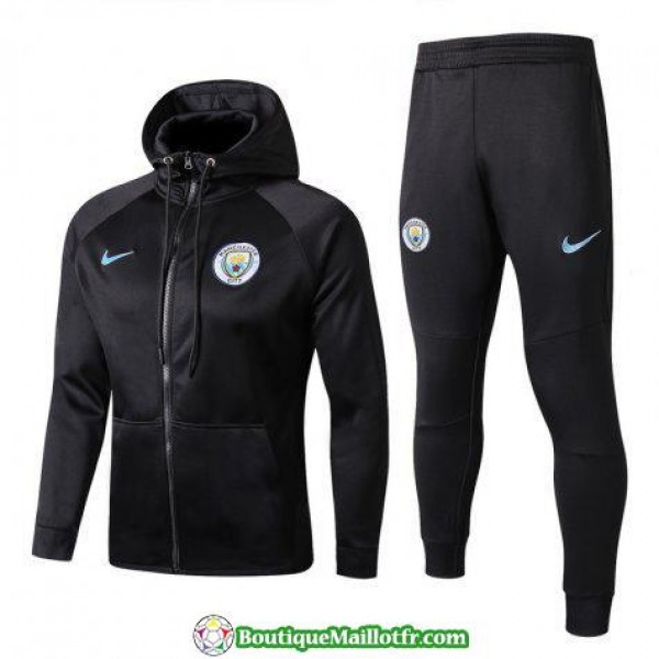 Sweat A Capuche Manchester City 2017 2018 Ensemble...