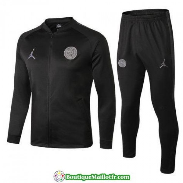 Veste Paris Saint Germain Jordan 2018 2019 Ensembl...